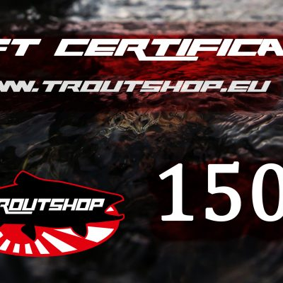 Gift certificate 150€