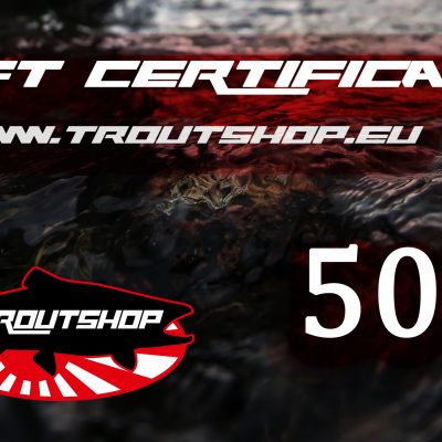 Gift certificate 50€