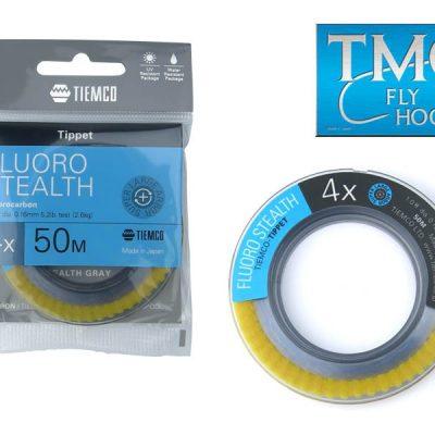 TIEMCO AKRON FLUOROSTEALTH 3 x 0,20 mm 50 m
