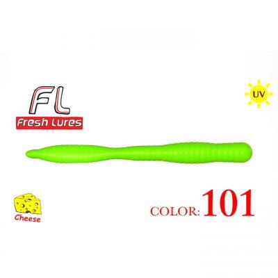 Fresh Lures Flat Worm 3.1, 101