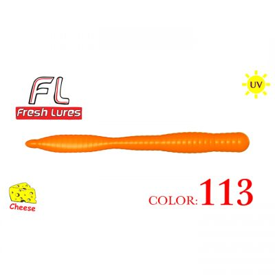Fresh Lures Flat Worm 3.1, 113