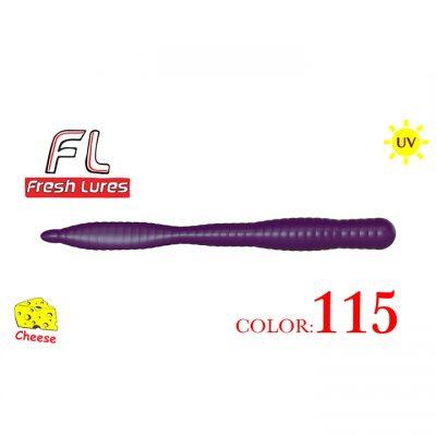 Fresh Lures Flat Worm 3.1, 115