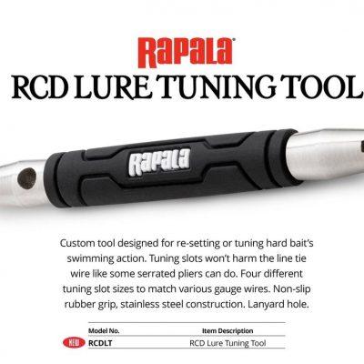 RCD Lure Tuning Tool