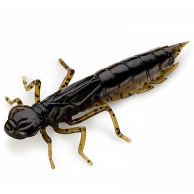 Dragonfly 1,2  watermelon brown / black 043