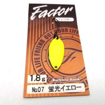 FACTOR 1.8 g 13