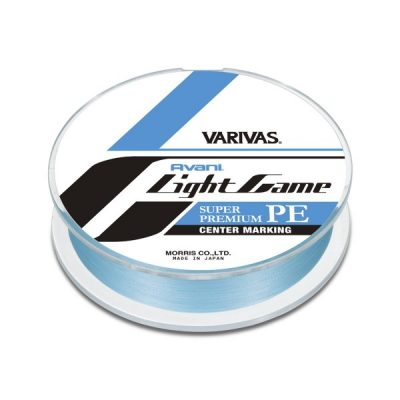 Varivas  Avani Light Game 4x PE 150m 0,2 / 5lb